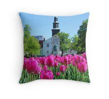Halifax Spring fun Throw Pillow