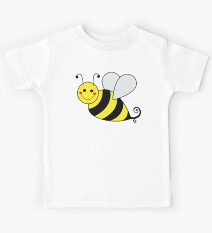 Bumble Bee Graphic Kids Tee