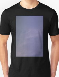 Light blue sky with clouds T-Shirt
