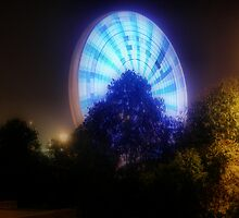 Melbourne Big Wheel by photonet