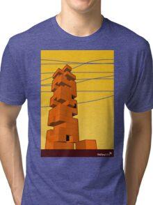 J-building Tri-blend T-Shirt