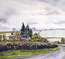 Enthorpe Old Station by Glenn  Marshall