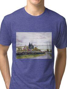 Enthorpe Old Station Tri-blend T-Shirt