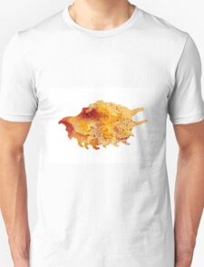 Shell watercolor poster for sale T-Shirt