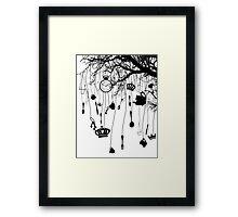Tree of Wonders Framed Print