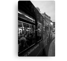 West End Commuter Metal Print