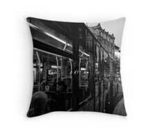 West End Commuter Throw Pillow