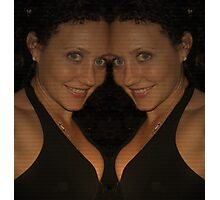 Double Trouble Photographic Print