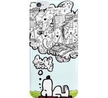 Snoopy Dreams iPhone Case/Skin
