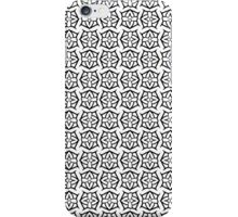 Geometric love iPhone Case/Skin