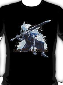 Artorias out of the abyss! - Knight Artorias Text T-Shirt