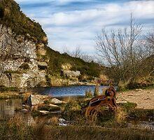 Quarry Pond #2 by RockArea