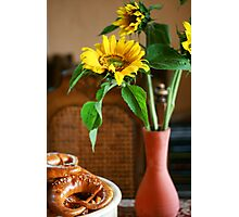 Sunflower Delight Photographic Print