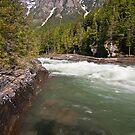 Glacier National Park by Gary Lengyel