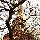 Eiffel Tower by Vivi Kalomiri