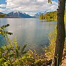 Lake McDonald by Gary Lengyel