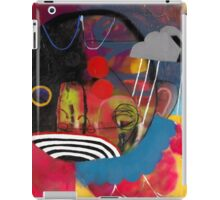 UPSIDE DOWN SMILE iPad Case/Skin