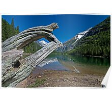Avalanche Lake Poster