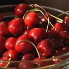 Life is just a bowl of cherries.... by Heather Thorsen