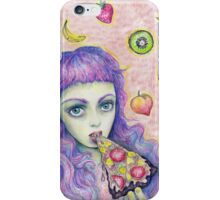 Bebe Food iPhone Case/Skin