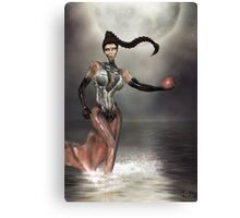 A Creature's Gift Canvas Print