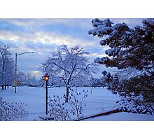Good Morning Grand Junction Photographic Print