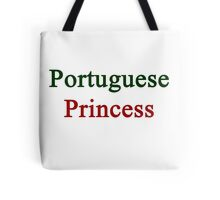 Portuguese Princess  Tote Bag