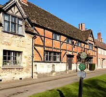 The Old Merchant's Hall, Steeple Ashton, Wiltshire, UK by Andrew Harker
