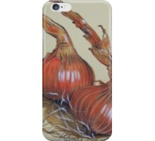 Spanish Onions iPhone Case/Skin