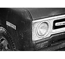 International Truck Photographic Print