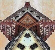 pagoda like by Artcage