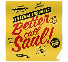 Better Call Saul Breaking Bad  Poster