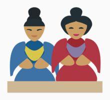 Japanese Dolls EmojiOne Emoji Kids Clothes