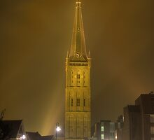 St. Clemens Tower Steenwijk by Minne