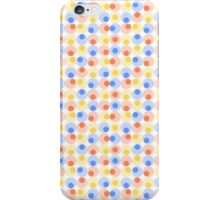 Abstract seamless pattern with circles. Pattern for fabric. iPhone Case/Skin