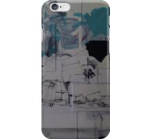 Recycle Drawing # 7 iPhone Case/Skin