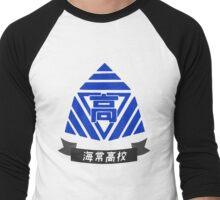 Kaijo Highschool - Kuroko's Basketball Men's Baseball ¾ T-Shirt