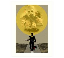 Road Warrior Art Print
