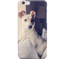 Doggy portrait iPhone Case/Skin