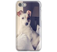 Doggy portrait iPhone Case/Skin