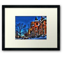 Home, sweet home Framed Print