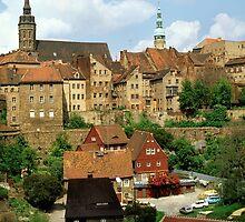 Bautzen East Germany 1991 by David A. L. Davies