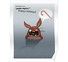 Reedbeest Says Happy Holidays? Poster