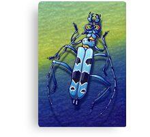 Super Beetle Canvas Print