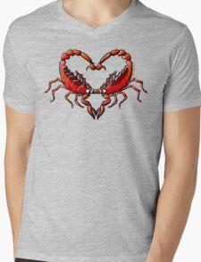 Loving Scorpions Mens V-Neck T-Shirt