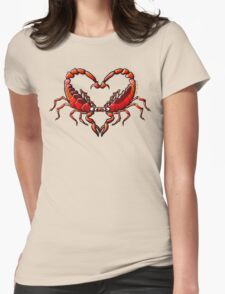 Loving Scorpions Womens Fitted T-Shirt
