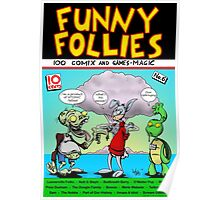 Funny Follies Poster