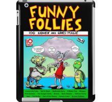 Funny Follies iPad Case/Skin