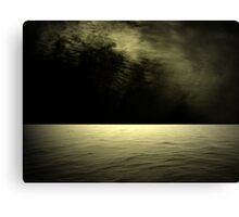 The Simplicity of Infinity. Canvas Print