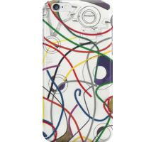 Curves Interacting   iPhone Case/Skin